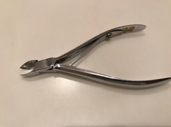 爪切り(ニッパー型)