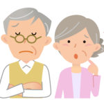 夜間に高齢者が発熱!ひと晩様子を見てもいいのか、救急外来に連れて行くべきか悩む